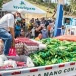 Comerciantes se comprometen a asumir alza en los productos primera necesidad