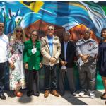 Ayuntamiento Santo Domingo Este dedica calle y mural al luchador antitrujillista y dirigente social histórico  Fernando Rodríguez Montán