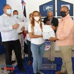 Alcalde José Andújar celebra Día Internacional del Trabajo; reconoce labor de 67 empleados