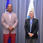 Moisés Alou y Junior Noboa respaldan construcción de estadio de grandes ligas en Santo Domingo Este