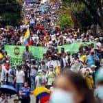 Protestas en Colombia: por qué la importancia de una nueva reforma tributaria en el país