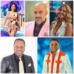 Honey Estrella, La Chanty, Raulito Grisanty, Michael Miguel Holguín y Domingo Bautista serán los nuevos presentadores de sorteo en la Lotería Nacional
