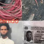«Alicui» dice haber sustraído cables del AILA junto a su hermano «Cochin»