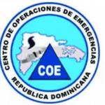 COE anuncia alerta verde por crecidas de ríos, arroyos y cañadas para seis Provincia