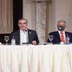 """Abinader dice """"Ahora mismo no hay condiciones para hacer reforma fiscal»"""