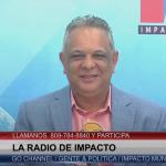 Juan Ysidro (Félix) Grullón en LA RADIO DE IMPACTO