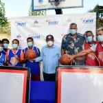 Director Inavi Feliz Grullon Instan a jóvenes SDO a practicar el deporte sin abandonar los estudios