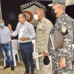 Osvaldo Rodríguez se reúne con Comité de Mitigación y Respuesta ante posible paso de Huracán Elsa