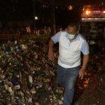 José Andújar se desplaza a los lugares vulnerables de Santo Domingo Oeste