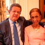 Falleció este miércoles Yolanda Reyna Romero, madre del expresidente de la República y presidente del partido Fuerza del Pueblo