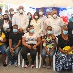INAVI, Gabinete de la Familia y CONAPOFA articulan funciones a favor de familias pobres de Guachupita