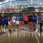 El Club Avanzada Juvenil Las Caobas, se coronó campeón del Torneo de Baloncesto Superior Femenino celebrado en la Provincia de Higüey.