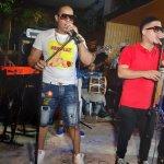 A casa llena celebran despedida de merenguero urbano Poli Cartier en Boca Chica