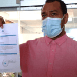 Miguel Ortega deposita pruebas ante la Dirección de Ética sobre su denuncia de corrupción en Educación
