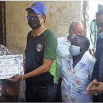 Exalcalde Francisco Peña es reconocido por el Comité Barrial Comunitario del sector El Libertador de Herrera como «Hijo Meritorio»