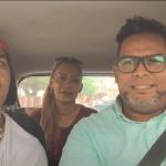 Entrevista Especial con La Débora y el Nuevo Padrino en Visión Sobre Ruedas