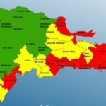 COE pone el alerta todo el territorio nacional por la Tormenta Tropical Grace