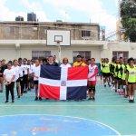 Escuela de Voleibol el Faraón inicia Torneo por 2do Aniversario del equipo las Faraonas