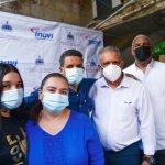 INAVI brinda asistencia a familia con discapacidad auditiva víctima de siniestro en Santiago