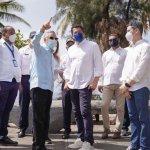 Ministro de Turismo y alcalde Manuel Jiménez coordinan proyectos turísticos para Santo Domingo Este