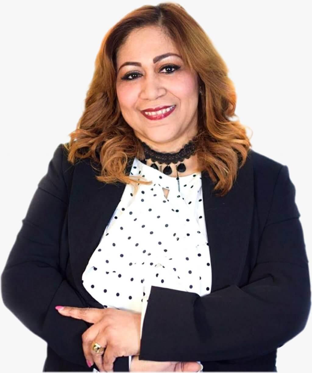 periodista Jenny Gómez