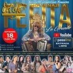 EDOFE primer Festival de Mujeres acordeonistas homenaje a Fefita la Grande, se realizará en la Republica Dominicana.