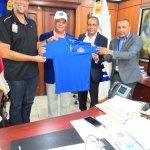 Libasado realiza visita de cortesía al Lic Félix Grullon administrador general del INAVI.