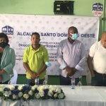 ALCALDIA DE SANTO DOMINGO OESTE REALIZA ASAMBLEA DE PRESUPUESTO PARTICIPATIVO EN BUENOS AIRES DE HERRERA