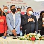 DISTRITO EDUCATIV0 15-05 REALIZA CON ROTUNDO ÉXITO LANZAMIENTO DEL AÑO ESCOLAR 2021-2022