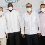 Cesar Guzmán, valora como positivas las obras anunciadas por el presidente para SDO