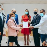 OGTIC otorga reconocimiento a la Alcaldía de Santo Domingo Oeste