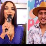 """Fuerte discusión durante programa de tv """"Pégate y gana con el Pachá"""""""