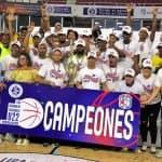 Areperos primeros campeones de la Liga Nacional de Desarrollo U22